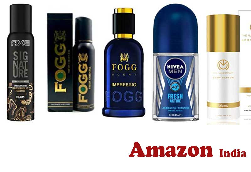 15 Best Selling Perfumes for Men from Amazon
