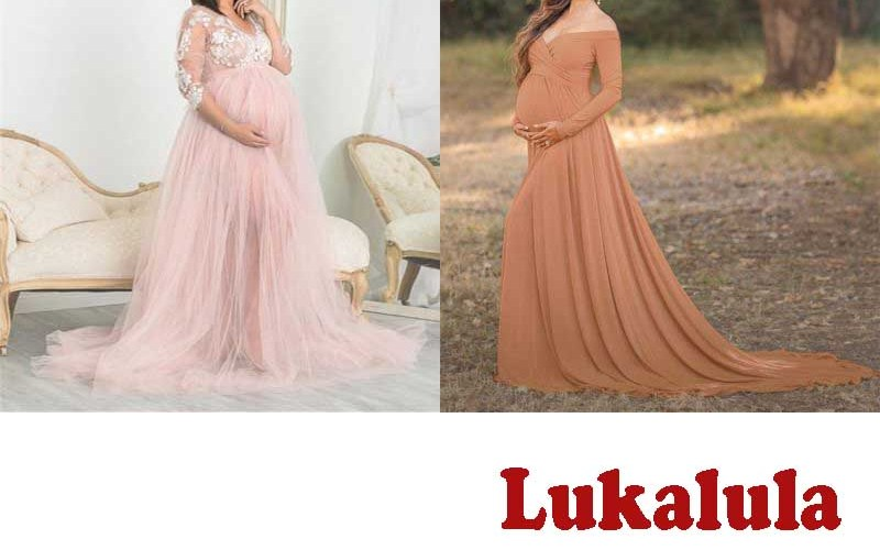 17 Best-Selling Maternity Dresses from Lukalula