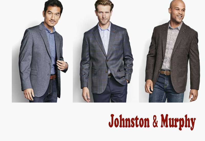 9 Best Selling Mens Blazers from Johnston Murphy