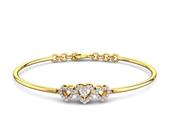 HELINA GLO DIAMOND BRACELET