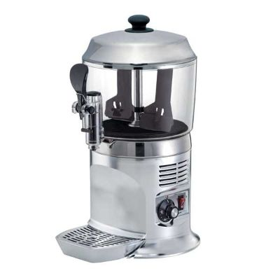 Hot Chocolate Dispenser - Chrome
