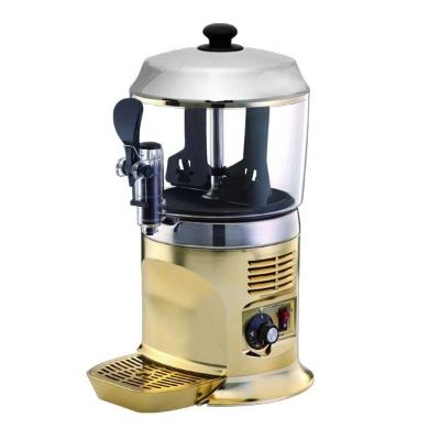 Hot Chocolate Dispenser - Gold