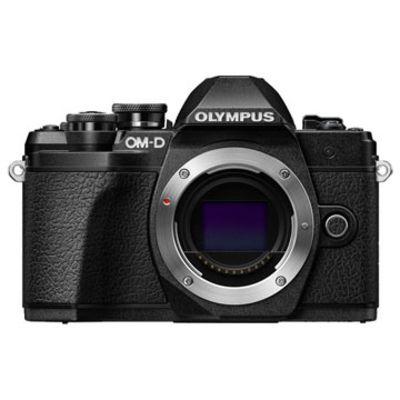New Olympus OM-D E-M10 MK III (Body) Kit Digital Cameras Black