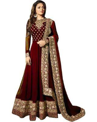 SAADHVI - Embellished Gown with Dupatta