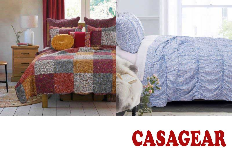 11 Best Selling King Size Quilts from CASAGEAR