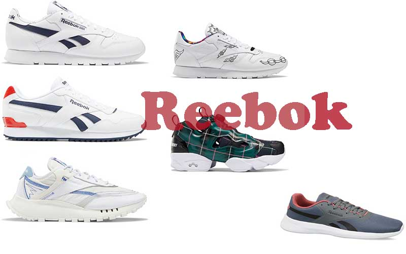 13 Best Selling Mens Running Shoes from Reebok