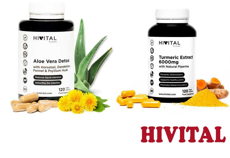 19 Best Selling Vegan Products from HIVITAL