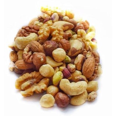 Deluxe Mixed Raw Nuts