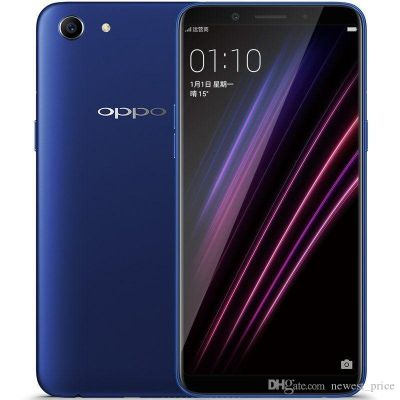 """Original OPPO A1 4G LTE Cell Phone 3GB RAM 32GB ROM MT6763T Octa Core Android 5.7"""" Full Screen 13.0MP Fingerprint ID Face Smart Mobile Phone"""