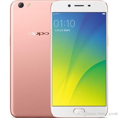 Original OPPO R9s 4G LTE Cell Phone 4GB RAM 64GB ROM Snapdragon 625 Octa Core Android 5.5 inch 16MP Fingerprint ID OTG Smart Mobile Phone