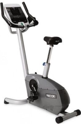 REFURBISHED PRECOR 846I EXPERIENCE LINE UPRIGHT BIKE