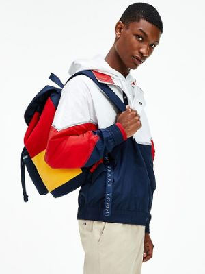 TOMMY JEANS - RECYCLED LIGHTWEIGHT ZIP JACKET