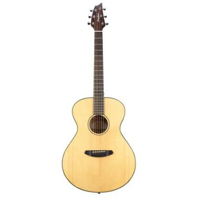 Breedlove Discovery Concert Sitka Spruce Acoustic-Electric Guitar, Mahogany