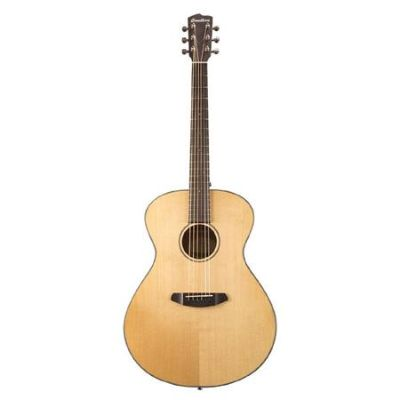 Breedlove Discovery Concerto Sitka Spruce Acoustic Guitar, Mahogany