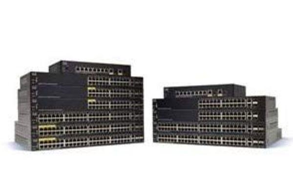 Cisco SG250-08HP 8-Port Gigabit PoE Smart Switch