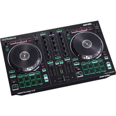 Roland DJ-202 2-Channel 4-Deck Serato DJ Controller