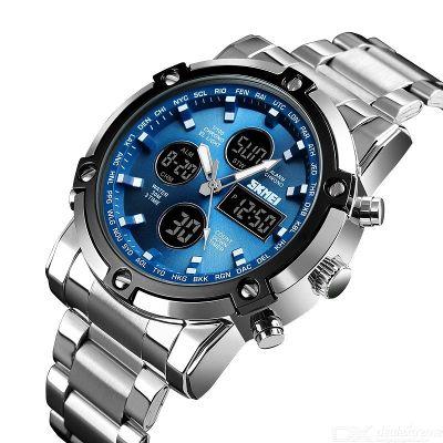 Skmei 1389 Digital Watch Multifunction Waterproof Luminous Display For Men