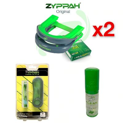 Zyppah Complete Kit - Double Pack