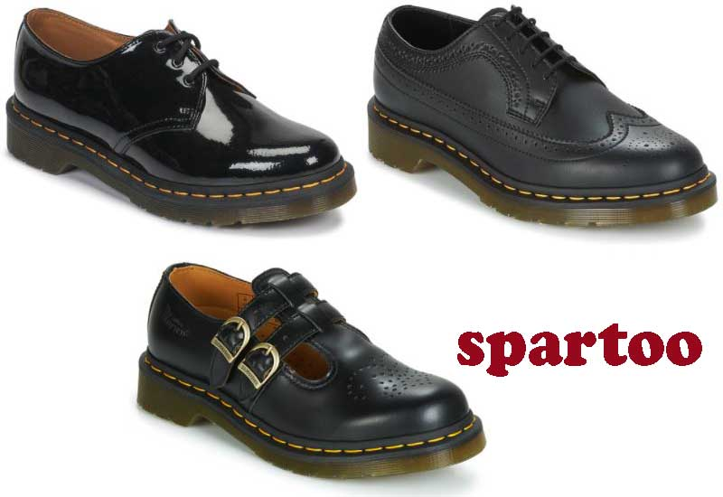 10 Best Womens Derby Shoes from spartoo