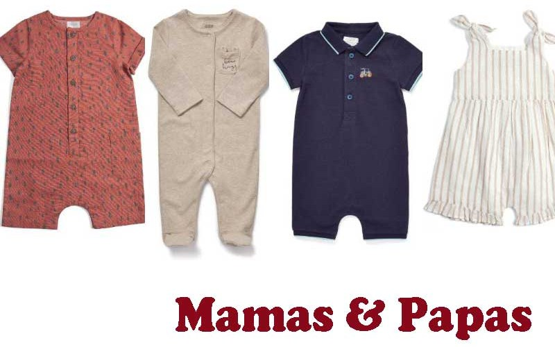 12 Best Selling Boys Clothing from Mamas and Papas