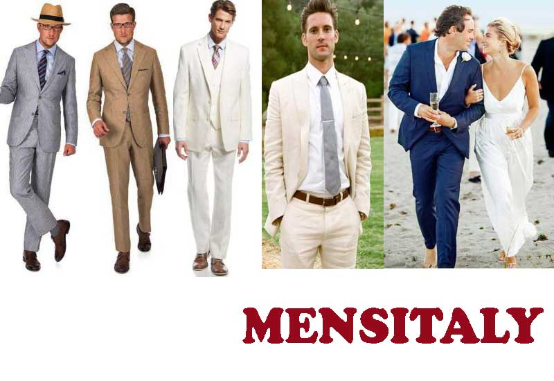 15 Best Linen Suits from MENSITALY