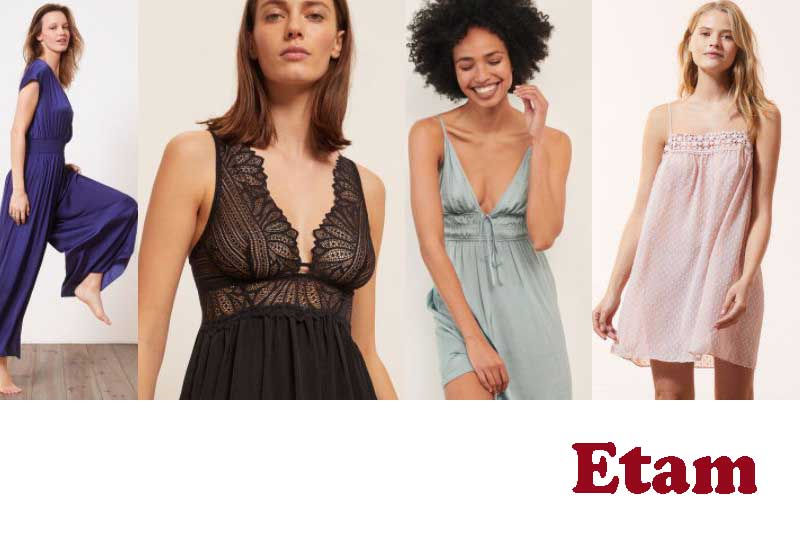 15 Best Selling Nighties from Etam