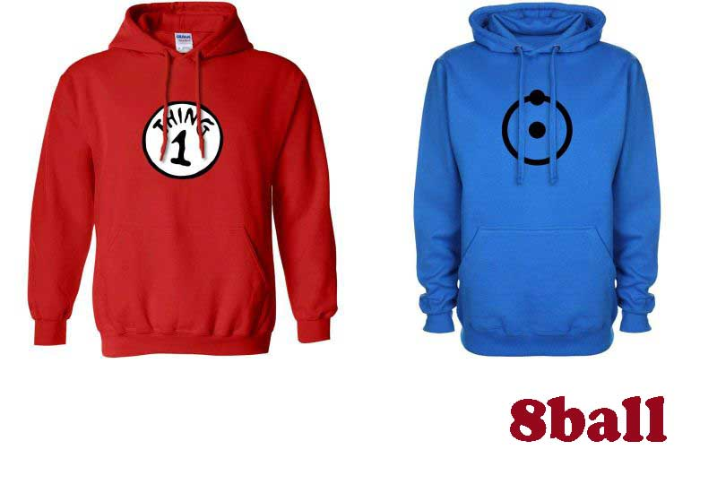 8 Best Selling Hoodies from 8ball