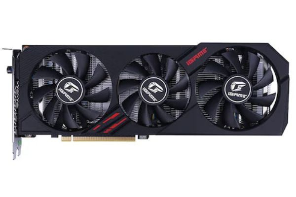 Colorful iGame GeForce RTX 2060 Ultra Graphics Card - Black