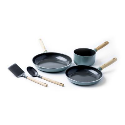 GREENPAN - Mayflower Cookware Set - 5 Piece Set