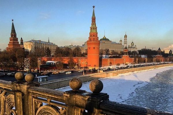 Moscow in 3 days comprehensive tour