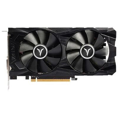 Yeston RX560D 4G D5 Earth God Game Graphics Card - Black