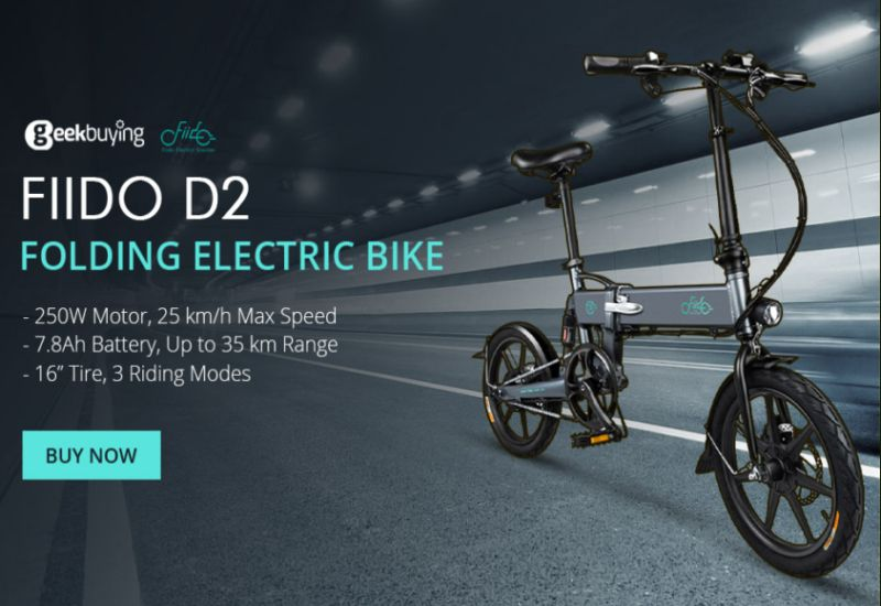 11 Best Selling E-Bikes from GeekBuying
