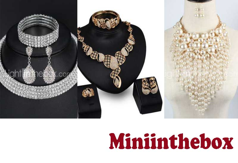 15 Best Wedding Party Jewelry Sets from Miniinthebox