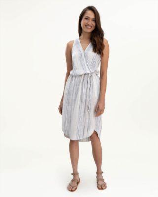 Pier Stripe Dress