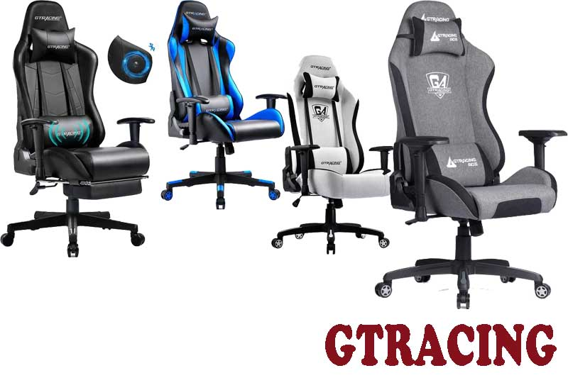 12 Best Selling Gaming Chairs from GTRACING