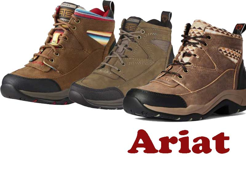 7 Best Selling Womens Outdoor Boots from Ariat
