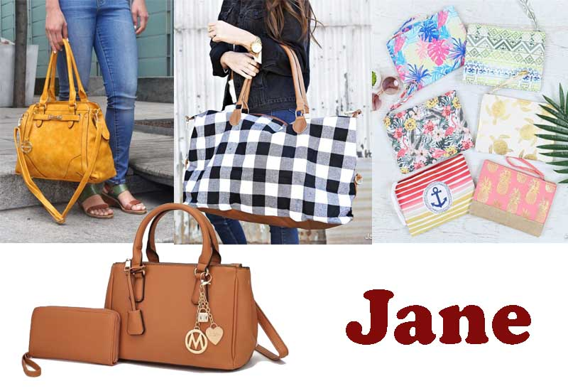 12 Best Selling Bags from Jane