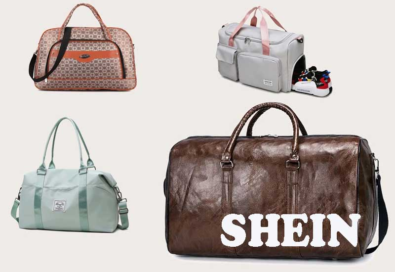 13 Best Selling Duffel Bags from SHEIN