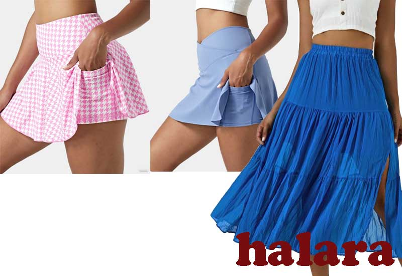 13 Best Selling Skirts from halara