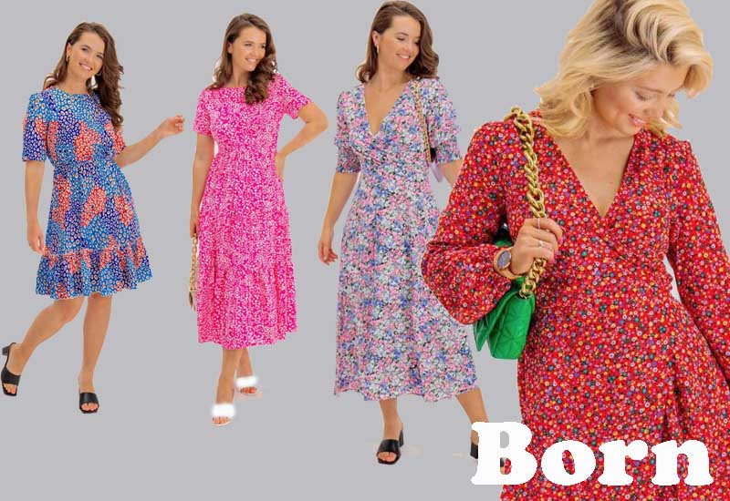 14 Best Selling Dresses from Bornclothing