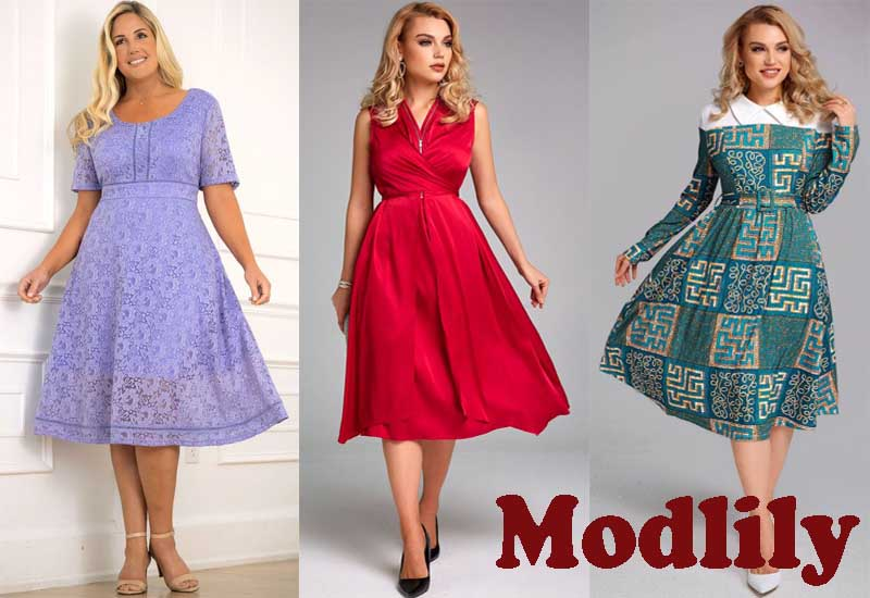 9 Best Selling A-Line Print Dresses from Modlily