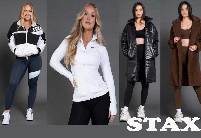 9 Best Selling Womens Jackets and Coats from STAX