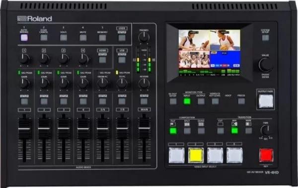 RolandVR-4HD - HD AV Mixer