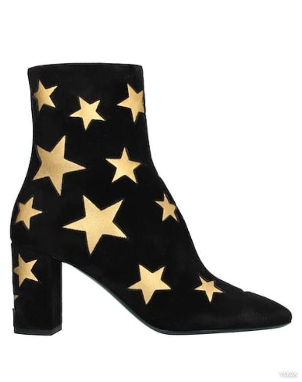 SAINT LAURENT - Ankle boots 10