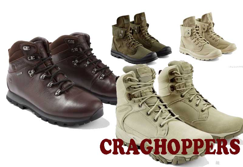 10 Best Selling Mens Hiking Boots from CRAGHOPPERS