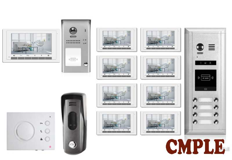 12 Best Video Intercoms from CMPLE