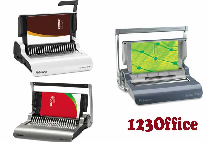 5 Best Manual Binding Machine from 123Office