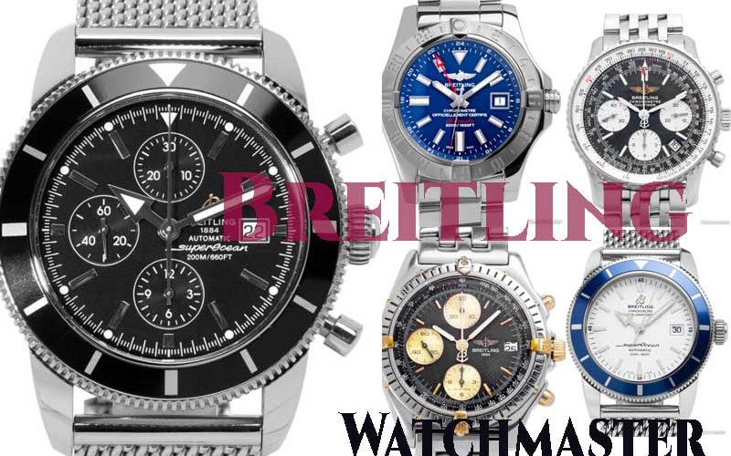 10 Best Selling Breitling Watches from Watchmaster