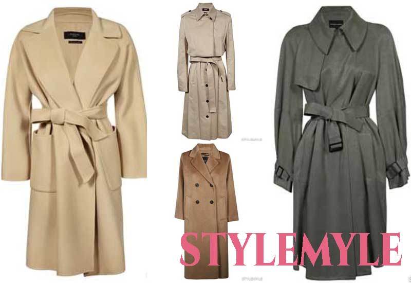11 Best Selling Coats from STYLEMYLE