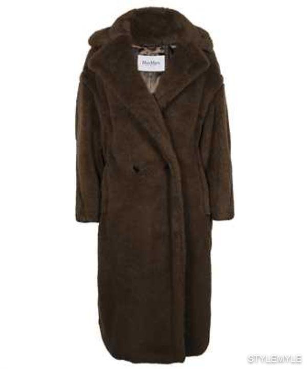 MAX MARA WEEKEND - Max mara tedgirl coat
